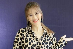 'Báu vật của Hàn Quốc' So Hyang hào hứng biểu diễn tại Việt Nam