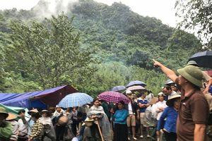Dân bản không giam giữ cán bộ Tuyên giáo Huyện ủy
