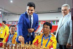 Cờ vua Việt Nam thua trận thứ 2 liên tiếp ở Olympiad