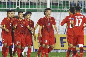 Lịch phát sóng 31 trận vòng chung kết giải U19 châu Á 2018 trên VTV6, VTV6HD