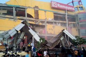 Kinh hoàng động đất và sóng thần ở Indonesia khiến hơn 384 người chết