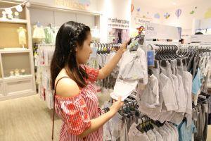 Mothercare tại Hà Nội- Thời trang không chỉ của trẻ