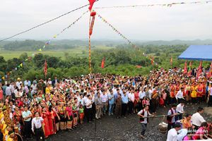 Cận cảnh lễ tế thần trong hội Bươn Xao có duy nhất ở xứ Nghệ