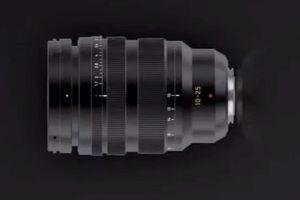 Panasonic ra mắt ống kính zoom 10-25mm khẩu độ f1.7 lớn nhất Thế giới