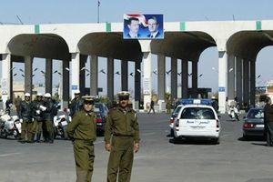 Jordan bác thông tin cửa khẩu biên giới với Syria được mở lại