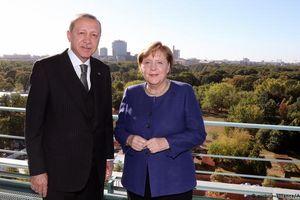 Đức và Thổ Nhĩ Kỳ cam kết thúc đẩy hợp tác kinh tế