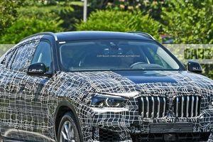 BMW X6 phiên bản 2020 lộ hình ảnh chạy thử