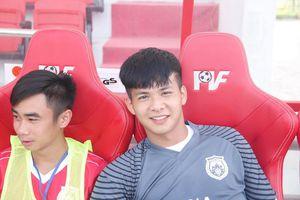 Chàng thủ môn của U19 Việt Nam điển trai, tài năng không kém Bùi Tiến Dũng