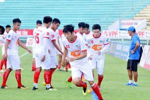 Xác định được tân binh đầu tiên của V-League 2019