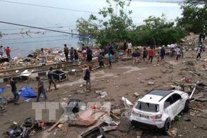 Telkom khôi phục dịch vụ viễn thông tại vùng động đất sóng thần