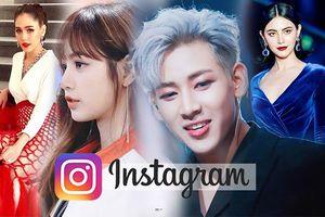 Chompoo Araya, Mai Davika và hàng loạt sao Thái bị 'đá văng' khỏi top Instagram khủng vì hai gương mặt này