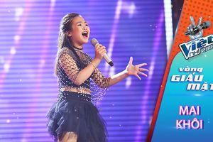 Mai Khôi: Thiên thần dancesport hát nhạc dân gian đương đại khiến cả team Giang Hồ - Anh Hưng 'mê tít'