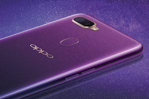 OPPO F9 ra mắt Việt Nam phiên bản màu Tím hoàn toàn mới