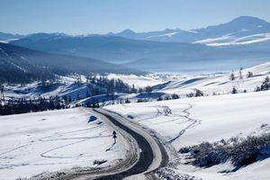 Trước khi lìa đời, hãy một lần đến thăm vùng đất Siberia tuyệt đẹp