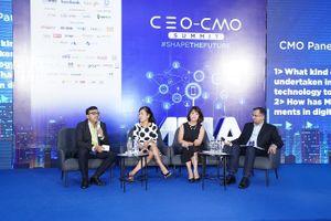Lần đầu tiên Hội nghị CEO & CMO được tổ chức tại Việt Nam