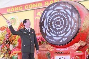 Một vài hồi tưởng về đồng chí Trần Đại Quang với công tác giáo dục, đào tạo của lực lượng Công an