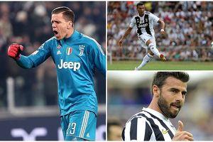Đội hình mạnh nhất của Juventus trong PES 2019: Ronaldo đá cặp Dybala