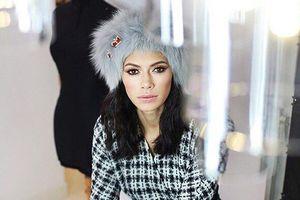 Vẻ đẹp sắc sảo của vũ công 26 tuổi là Hoa hậu Quốc tế Nga 2018
