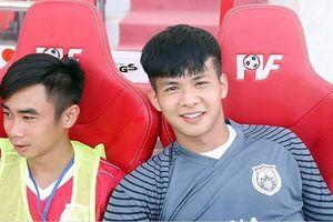 Cận cảnh thủ môn điển trai, đang 'gây sốt' MXH của U19 Việt Nam