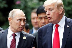 Tổng thống Mỹ Donald Trump được mời tới thăm Nga