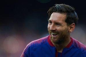 Đội hình Barcelona trận gặp Athletic Bilbao: Messi tìm lại nụ cười