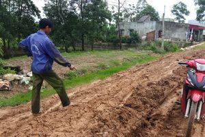 Thanh Hóa: Dự án làm đường 'hành' dân