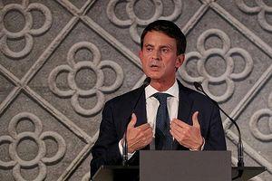 Cựu Thủ tướng Pháp Manuel Valls tham vọng làm Thị trưởng Barcelona