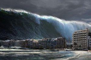 Sóng thần - cơn thịnh nộ từ biển cả hủy diệt tất cả