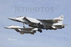 Mỹ 'lạnh người' khi Nga tái trang bị tên lửa diệt vệ tinh cho MiG-31?