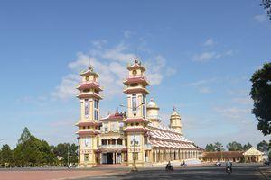 Dừng bước ở Tây Ninh