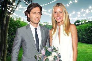 'Bạn gái Iron Man' Gwyneth Paltrow làm đám cưới với chồng thứ hai