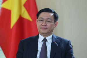 PTT Vương Đình Huệ: 'Cả nước đang thực hiện hiệu quả mục tiêu kép'