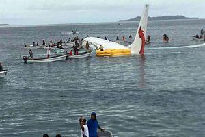 4 hành khách Việt có mặt trên chiếc máy bay rơi xuống biển ở Micronesia