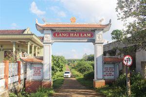 Linh Hải đang nỗ lực về đích nông thôn mới