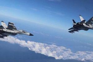 Hàng chục máy bay Trung Quốc tập trận bắn đạn thật ở Biển Đông