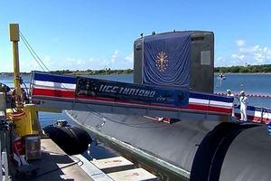 Hình ảnh Mỹ hạ thủy tàu ngầm khủng khiếp hơn Yasen