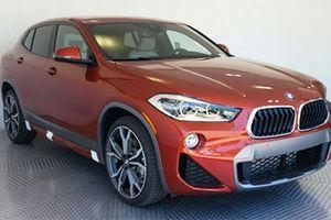 BMW X2 lần đầu tiên xuất hiện tại Việt Nam