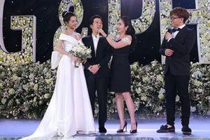 24h Hot: MC trong đám cưới Trường Giang chính là cô gái anh từng yêu 17 năm trước