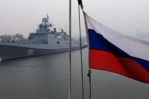 Nóng: Mỹ tiết lộ khả năng phong tỏa biển của Nga