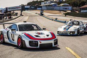 Siêu xe Porsche 935 sản xuất 77 chiếc, giá 18,9 tỷ đồng