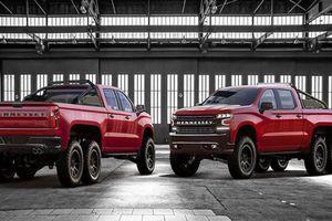 Siêu bán tải Chevrolet Silverado khủng giá 8,75 tỷ
