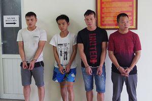 Độc chiêu phá két sắt từ xuyên Việt của băng tội phạm ngoại quốc