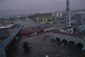 Thảm họa động đất, sóng thần ở Indonesia: Số người chết tăng lên 420