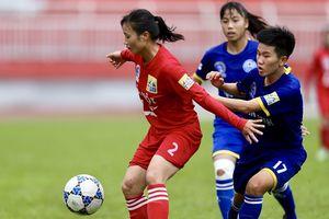Vòng 11 nữ VĐQG 2018: Hà Nội, TPHCM thắng tưng bừng
