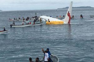 Có 4 người Việt trên máy bay rơi xuống biển