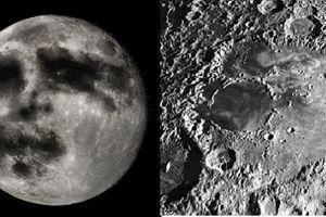 Giải mã sự thật phía sau hình ảnh 'mặt người trên Mặt trăng'