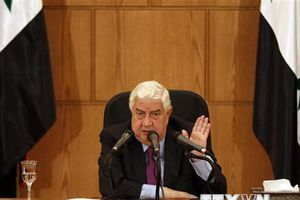 Ngoại trưởng Muallem cáo buộc Israel trợ giúp khủng bố tại Nam Syria