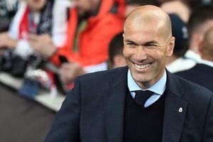 Phải chăng Zinedine Zidane chuẩn bị đến Manchester United?