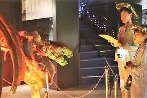 Nhật Bản: Độc đáo tổ hợp khách sạn bảo tàng khủng long