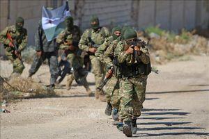 Syria: Liên minh nổi dậy bác tin rút vũ khí ra khỏi miền Bắc